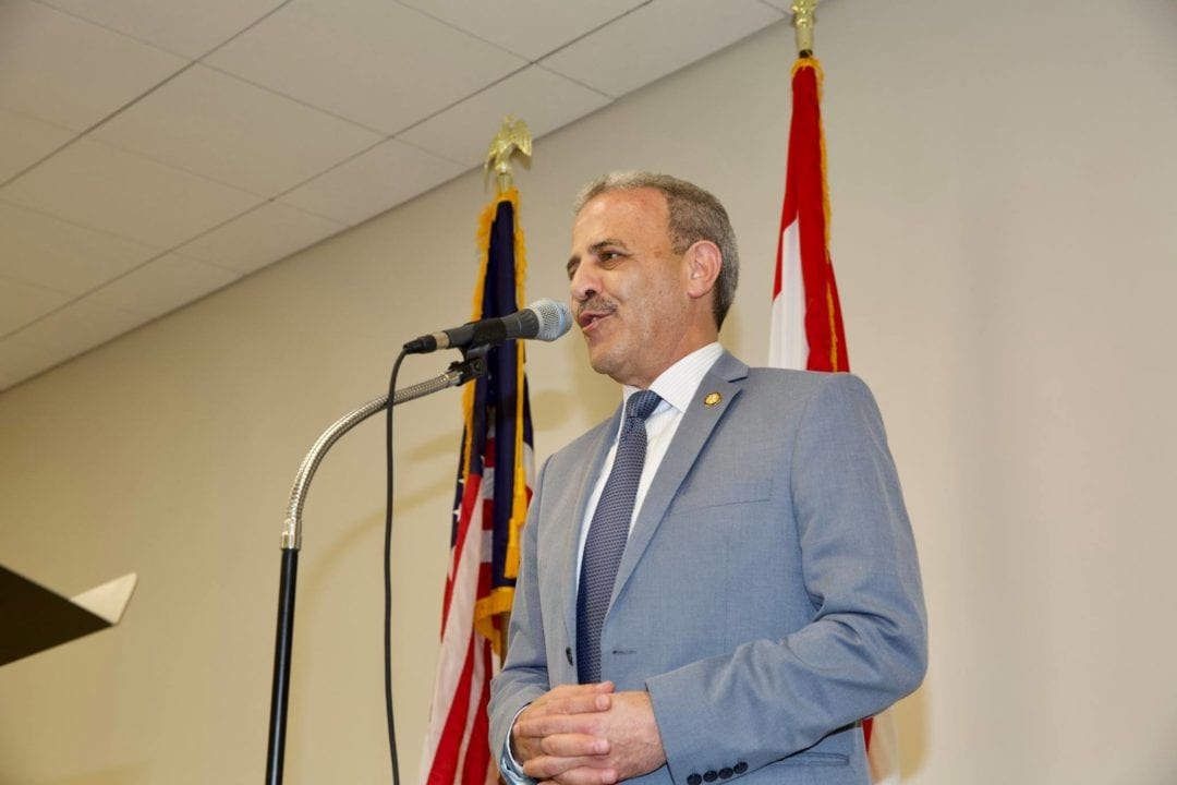 The Lebanese Ambassador to the USA's visit to Miami, FL