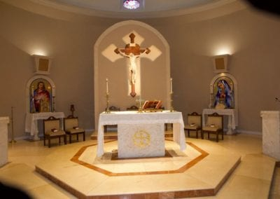 June 25, 2019 – First Mass The Clergy